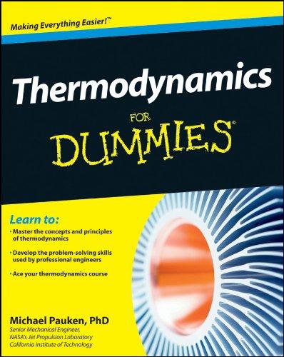 9781118002919: Thermodynamics For Dummies