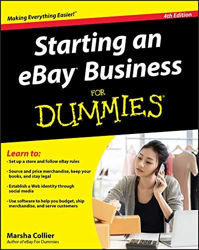 Starting an eBay Business for Dummies: Collier, Marsha