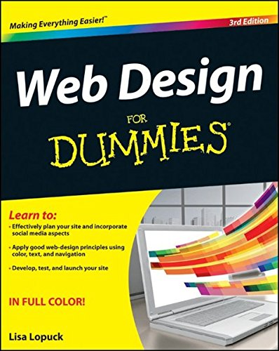 9781118004906: Web Design for Dummies