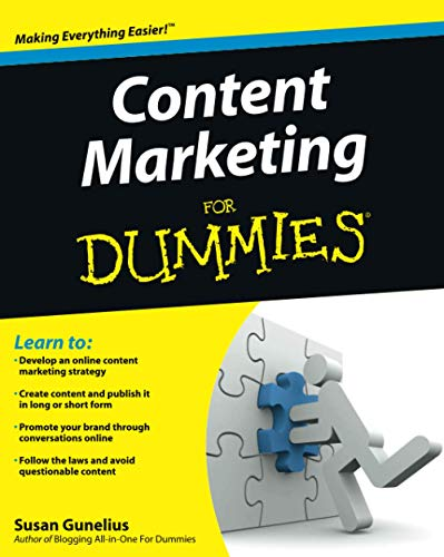 9781118007297: Content Marketing For Dummies