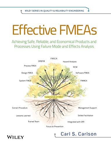 9781118007433: Effective FMEAs: Achieving Safe, Reliable, and Economical Products and Processes using Failure Mode and Effects Analysis