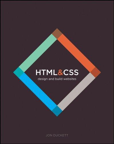 HTML and CSS: Design and Build Websites: Duckett, Jon