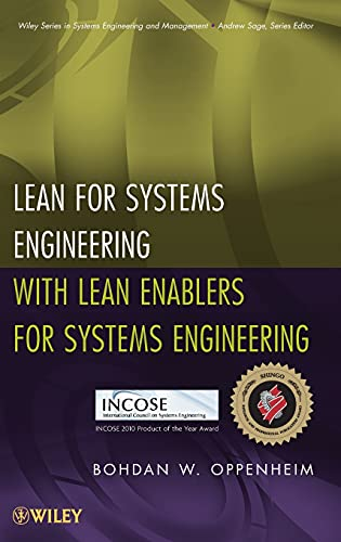 9781118008898: Lean for Systems Engineering with Lean Enablers for Systems Engineering (Wiley Series in Systems Engineering and Management)