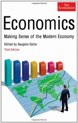 9781118010426: Economics: Making Sense of the Modern Economy