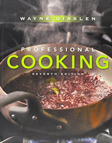 9781118011928: Professional Cooking 7th Edition College Version with Tasting Success Set