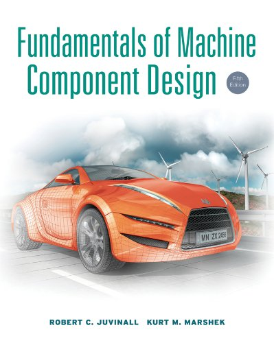 9781118012895: Fundamentals of Machine Component Design