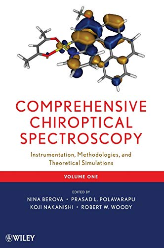 9781118012932: Comprehensive Chiroptical Spectroscopy: v. 1: Instrumentation, Methodologies, and Theoretical Simulations