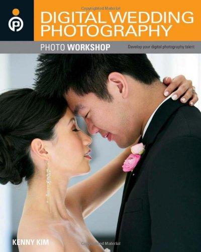 9781118014110: Digital Wedding Photography Photo Workshop