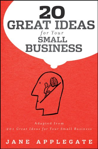 9781118014196: 20 Great Ideas for Your Small Business