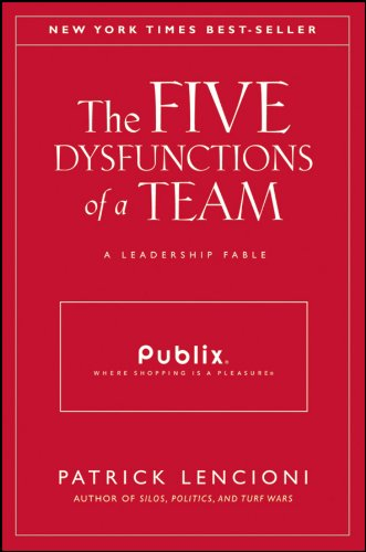 9781118016701: The Five Dysfunctions of a Team: A Leadership Fable