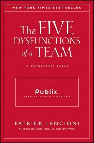 9781118016701: The Five Dysfunctions of a Team: A Leadership Fable (J–B Lencioni Series)