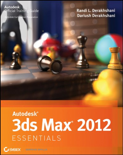 9781118016756: Autodesk 3ds Max 2012 Essentials