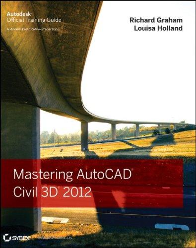 9781118016817: Mastering AutoCAD Civil 3D 2012