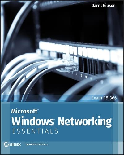 9781118016855: Microsoft Windows Networking Essentials