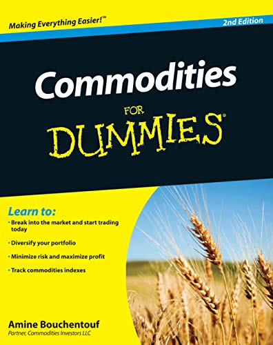 9781118016879: Commodities For Dummies
