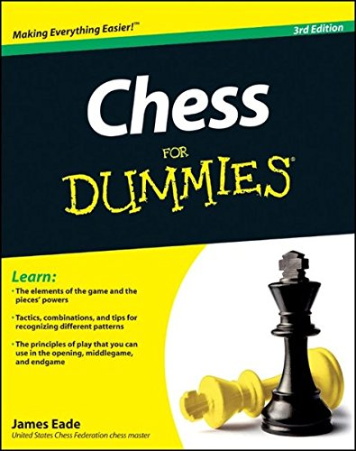 9781118016954: Chess For Dummies