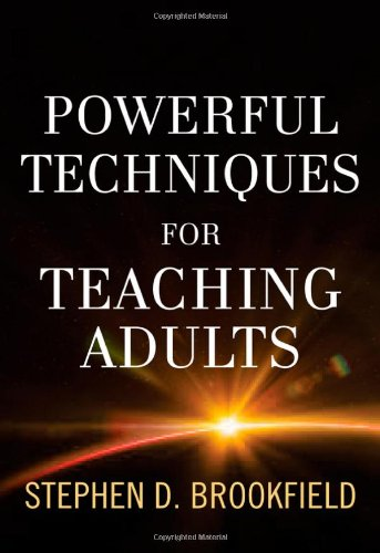 9781118017005: Powerful Techniques for Teaching Adults