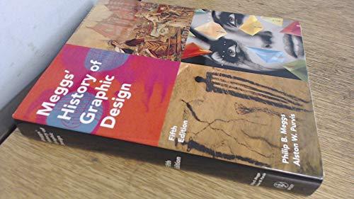 9781118017180: Meggs' History of Graphic Design