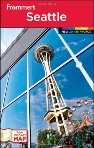 9781118017265: Frommer's Seattle (Frommer's Color Complete)