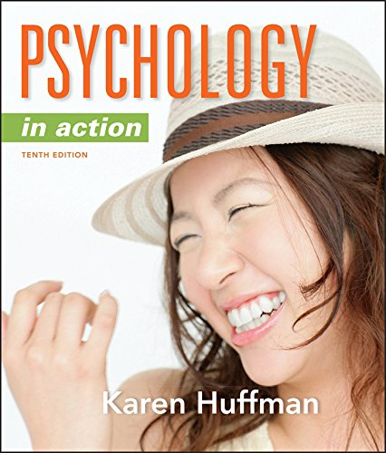 9781118019085: Psychology in Action, 10th Edition