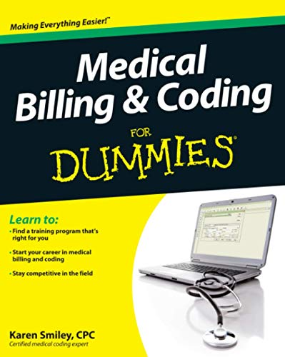 9781118021729: Medical Billing and Coding For Dummies