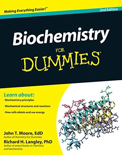 9781118021743: Biochemistry For Dummies