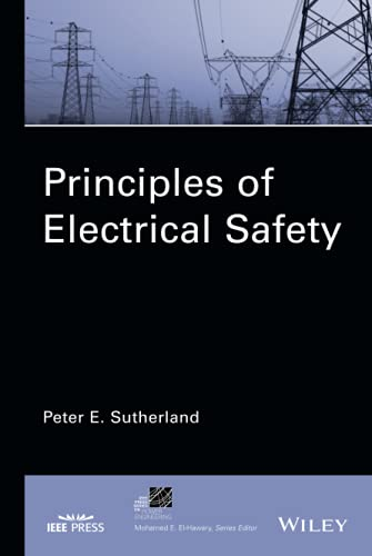 9781118021941: Principles of Electrical Safety (IEEE Press Series on Power Engineering)