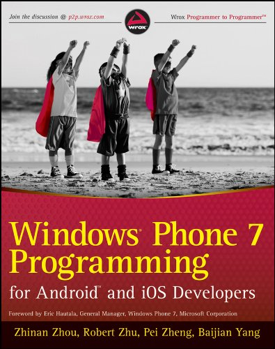 9781118021972: Windows Phone 7 Programming for Android and iOS Developers