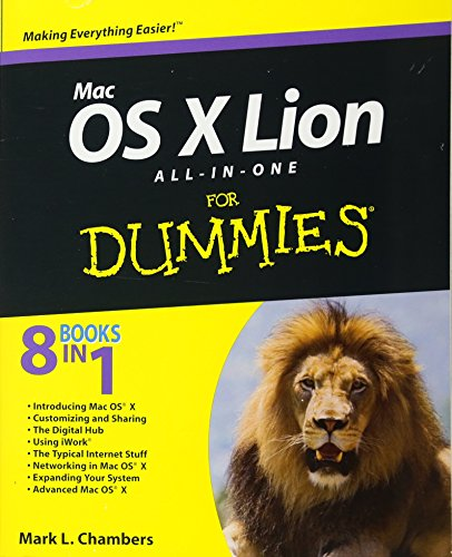 9781118022061: Mac OS X Lion All-In-One for Dummies