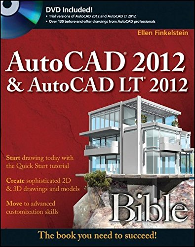 9781118022214: AutoCAD 2012 and AutoCAD LT 2012 Bible