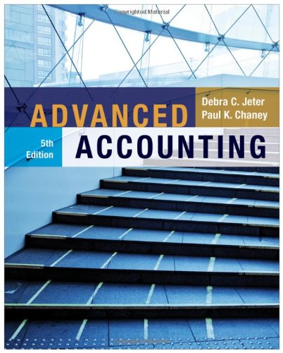 9781118022290: Advanced Accounting
