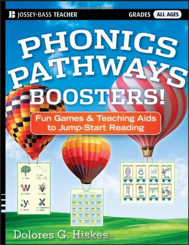 9781118022443: Phonics Pathways Boosters!: Fun Games and Teaching Aids to Jump-Start Reading