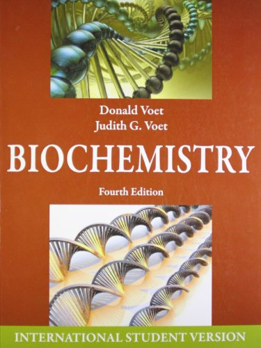 9781118025024: BIOCHEMISTRY, 4TH EDITION [INTERNATIONAL EDITION]