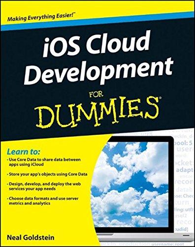 9781118026236: IOS Cloud Development For Dummies