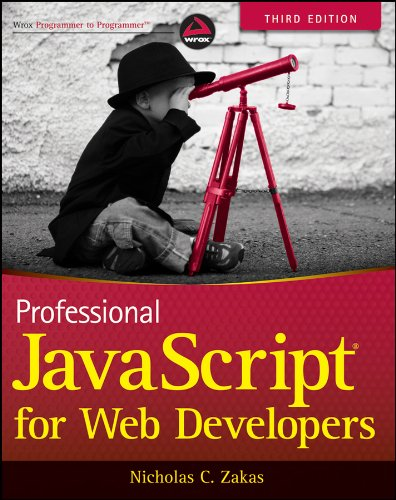 9781118026694: Professional JavaScript for Web Developers (Wrox Professional Guides)
