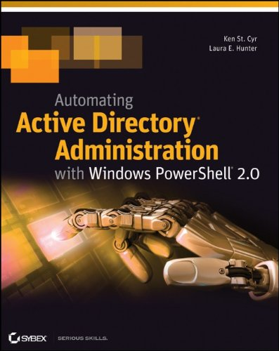9781118027318: Automating Active Directory Administration with Windows PowerShell 2.0