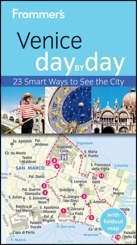 Frommer's Venice Day by Day (Frommer's Day by Day - Pocket): Brewer, Stephen