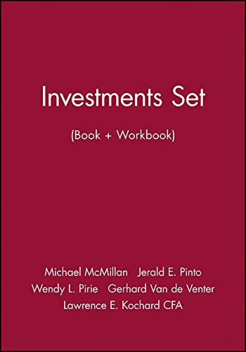 9781118027578: Investments Set (Book + Workbook) (CFA Institute Investment Series)