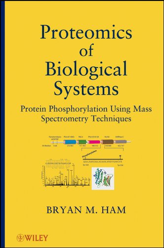 9781118028964: Proteomics of Biological Systems: Protein Phosphorylation Using Mass Spectrometry Techniques
