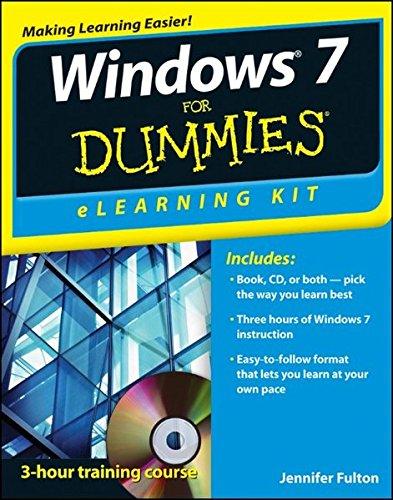 9781118031599: Windows 7 eLearning Kit For Dummies