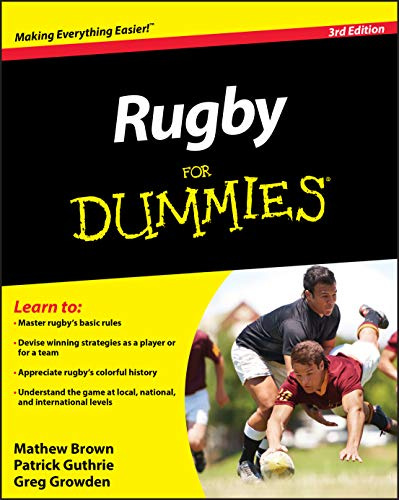 9781118043325: Rugby For Dummies
