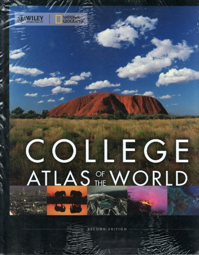9781118057797: National Geographic Atlas of the World-college 2nd Edition with Earthpulse