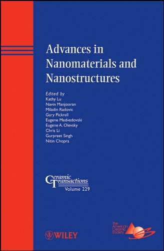 Advances in Nanomaterials and Nanostructures: Ceramic Transactions: ACerS (Editor), Kathy