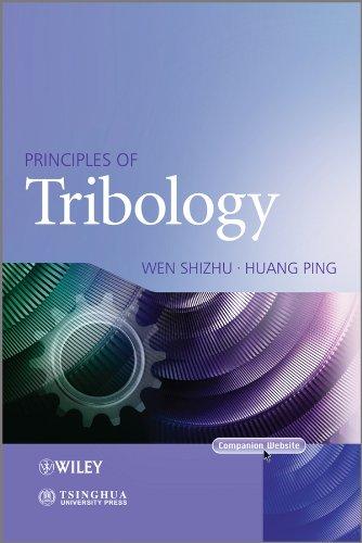 9781118062890: Principles of Tribology