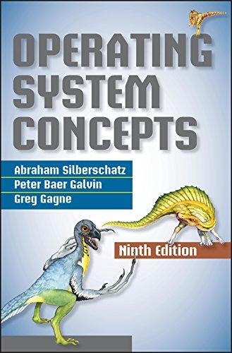 Operating System Concepts: Silberschatz, Abraham, Galvin,