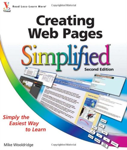 9781118063514: Creating Web Pages Simplified
