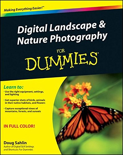 9781118065129: Digital Landscape & Nature Photography for Dummies