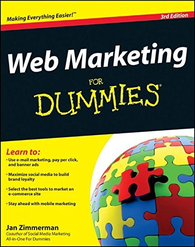 9781118065167: Web Marketing for Dummies (R), 3rd Edition