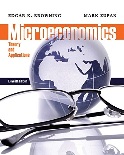 9781118065549: Microeconomics: Theory and Applications