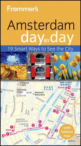 Frommer's Amsterdam Day by Day (Frommer's Day by Day - Pocket): McDonald, George